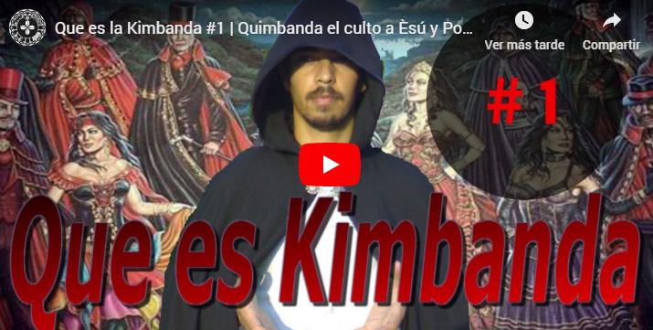 Que es la Kimbanda